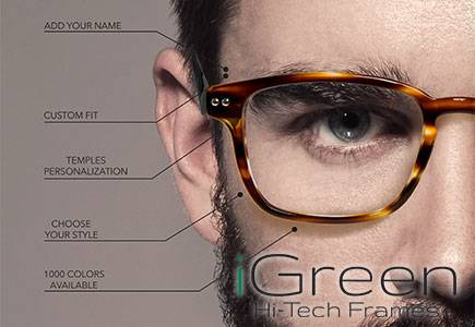 iGreen custom frames rockwall tx